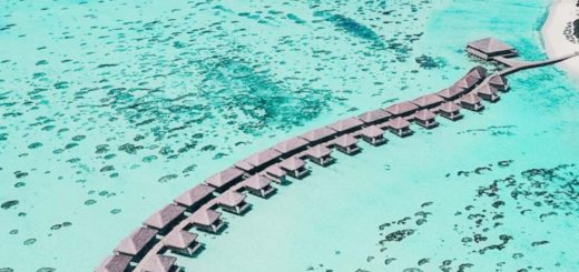 Пресет для Lightroom Maldives