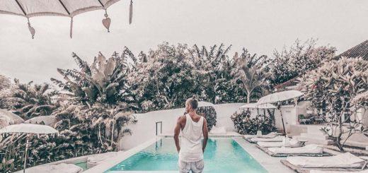 Пресет для Lightroom Bali