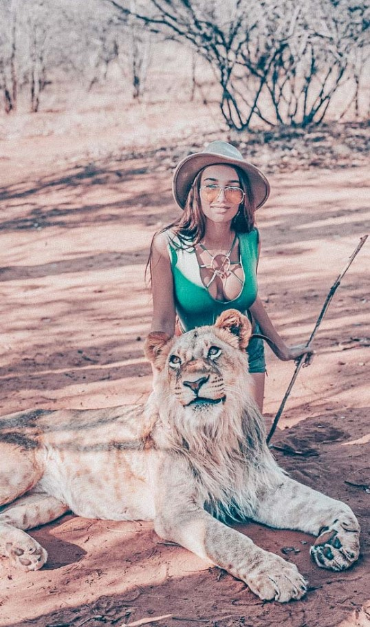 Пресет для Lightroom Africa от Анюты Рай
