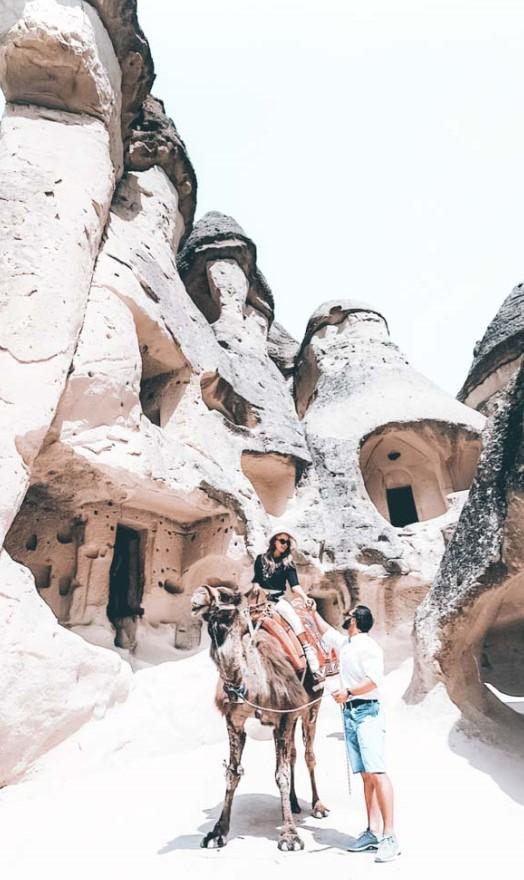 Пресет для Lightroom Cappadocia
