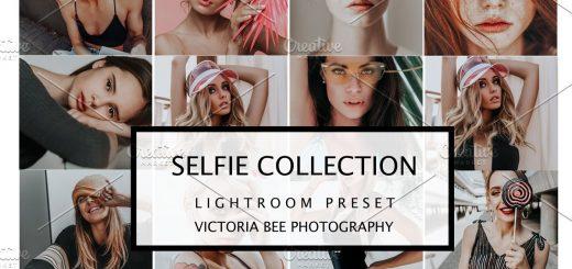 Пресет для Lightroom Selfie