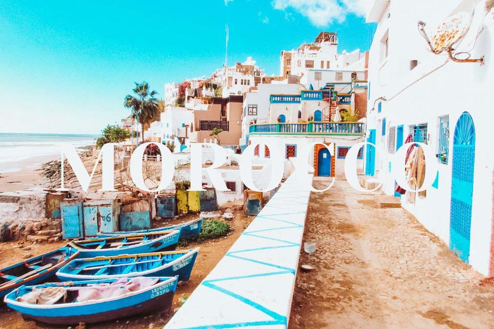 Пресет для Lightroom Morocco